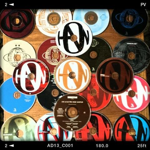 Hanson CDs